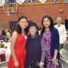 Danielle Tsai, Jenny Wong and Julie Wong