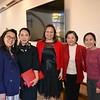 Echo Chiu, Christine Kang, Maritza Maue, Maria Alvarado and Vickie Morey