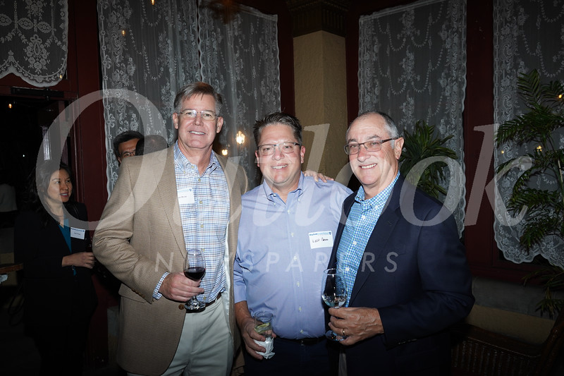 Sean Ryan, Walt Conn and Brett Foy