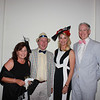 Laura Kennedy, Terry Gale, and Charisse and Rob Tolleson