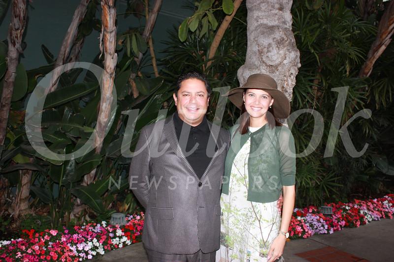 Ralph and Adele Suarez