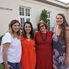 Anna Patterson, Kayla Yokoyama, Nicole Cosand and Katie Clancy