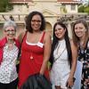 Ann Bussard, Ashley O'Bryant, Nicole Reyes Avila and Rachel Pringle