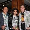 Arin and Karen Dunn with Don Loewel