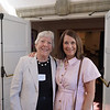 Kathy Burns and Virginia Jones