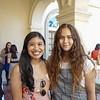Christina Lara and Michelle Castro