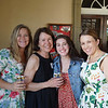 Shannon LeBlanc, Joan Sinclair, Claire Norman and Katie Lapsys