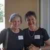 Betsy Crockett and Margaret Prietto