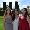 Michelle Castro, Christina Lara and Elizabeth Sanchez