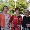 Mary Ross, Ellen Kislingbury and Martha Fitzpatrick