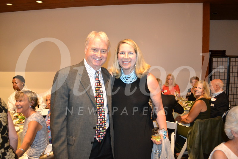 Chuck Osburn and Laura Berns