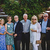 Robert and Janet Louie, Jane and Dick Brunette, Bill Wells, Jeanie and Rick Caldwell, and Becca Bateman