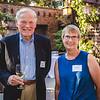 Steve Galton and Penny Hunt