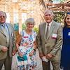 Joe Mullin, Marian and Bob Hiller, and Stephanie Hiller Mullin