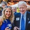 Stephanie Hiller Mullin and Bob Reed