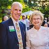 Mike Blackmore and Doris Coates