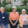 Don Schlotterbeck, Ginny Noll and Janey Odell