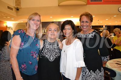 DSC_ Nancy Elrod, Terrie Swinnie, Jeru Suda and Susan Crosby0129