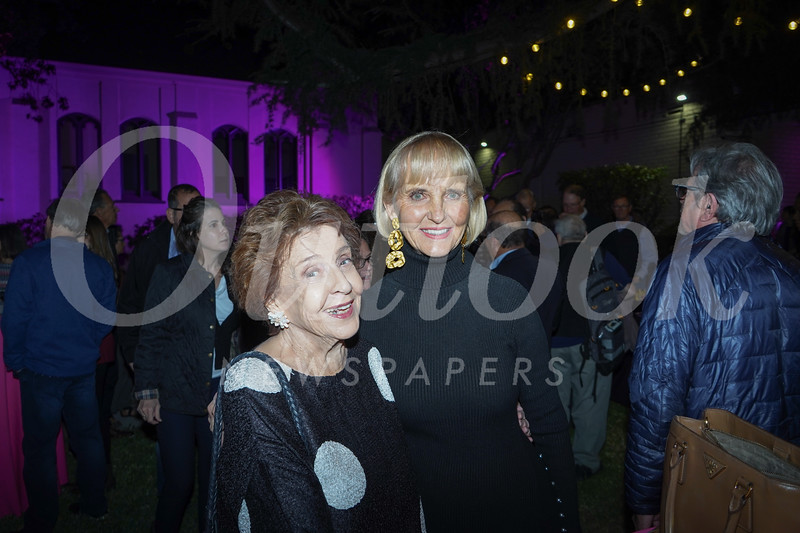 Peggy Dark and Jennifer Murphy