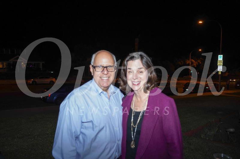 Paul Caracciolo and Mary Mansell