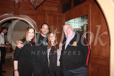 0912 Terri Kohl, Savion Glover, Rachel Worby and Jerry Kohl