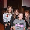 Terri Kohl, Rachael Worby, Alyce Williamson and Nancy Harahan