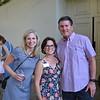 Tammy Godley, board member LeeAnn Havner and Tim Godley
