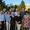 Janice Aubrey, Bill Taliaferro, Lowry and Randy Ewig, Susan and Michael Chandler, Jean and Bennett Nelson, and Mona and Randy Shulman