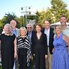 Joyce and Tom Leddy, Cynthia Bennett and Ed De Beixedon, Suzanne and Reggie Barnes, and Jill and David MacLaren
