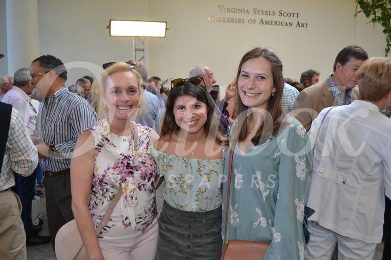 Kim Wardlaw, Miranda Sandoval and Katie Wardlaw