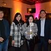 Hyung Kim, Renee Chang, Mandy Feng and Roger Huang