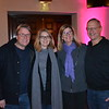 Rick and Elise Wetzel with Robyn and Jim Mizes
