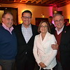Michael Smith, Brian Colburn, and Maria and Mayor Terry Tornek