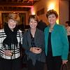 Sharon Rising, Nancy Harahan and Toni Bird