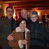 Tofik Akhmedo, Christine Splichal, and Barbara and Scott Bice