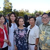 Cindy Chen, Vickie Hsieh, Cordelia Wong, and Shwu and C. Joseph Chang