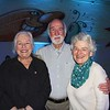 Joyce and Tom Leddy with Ann Horton
