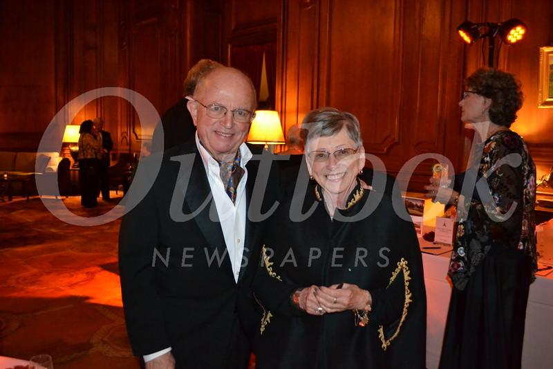 Larry and Mireya Jones