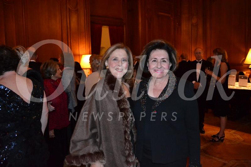 Katherine Murray-Morse and Joan Branin
