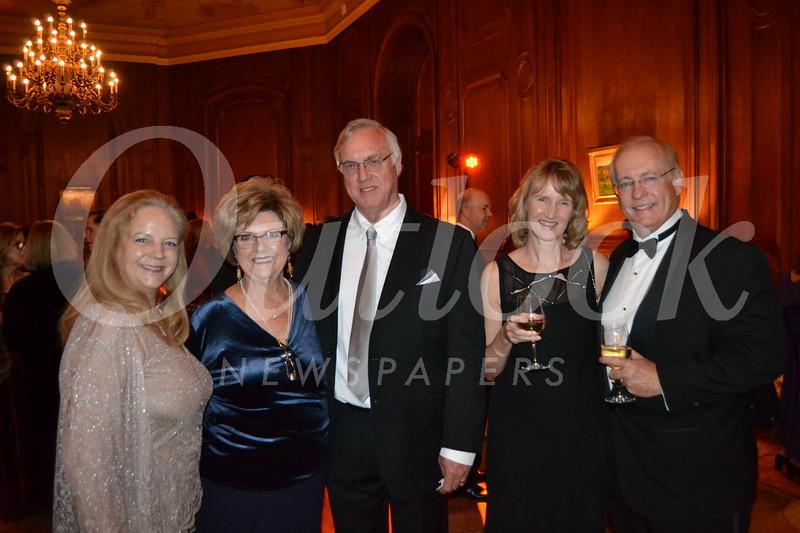 Debbie Summer, Karen and Steve Craig, and Helen and Steve Kerstein