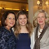 Kadee and Ashley McCorkle with Mikie Marsh