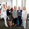 Jan Tolson, Nehama Jacobs, Mary Harrison, Anne Cannon and Ramona Flood