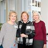Cynthia Bengtson, Nancy Plamann and Diane Cullinane