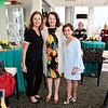 Cathy Smith, Leslie Sobol and Jill Hotvet