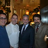 DSC_ Greg McLemore, Chef Gil Saulinier, Steve Mulheim and Manager Ed Mamigonian 0060