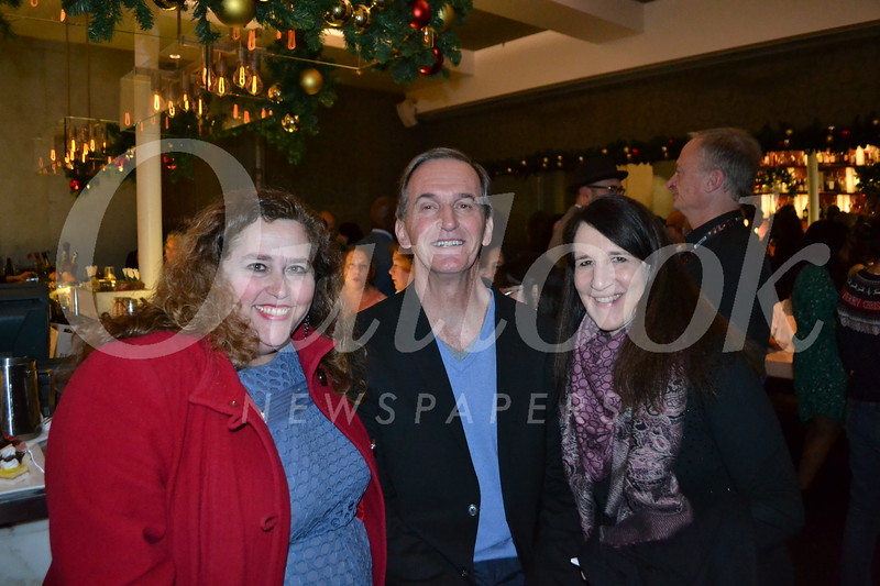 Janette Derbyshire, Rod Gregson and Kimberly Ady