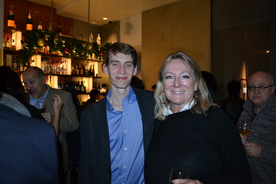 Old Pasadena's Management Parties With Guests