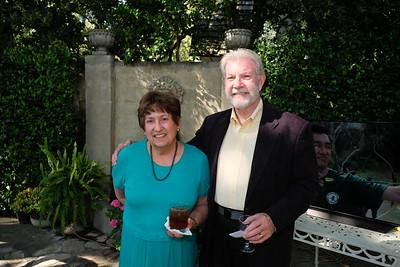 Dianne Philibosian and Tom Seifert