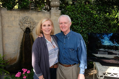 Sara Edwards and Christopher Stoy