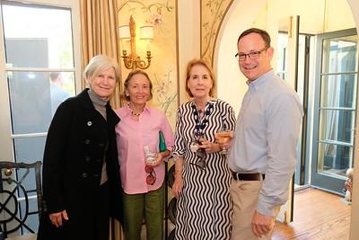 Hillary Clark, Suzi Miller, Pat Lyon and Andy Wilson